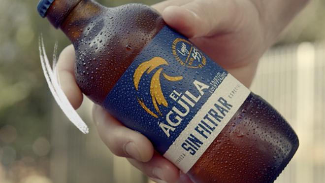 Cervezas El Águila rinde tributo a su sabor original