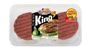 El Pozo lanza 'King Revolution' para irrumpir en el segmento de la proteína vegetal