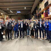 Rami Baitiéh implanta el 'Proyecto Top' en Carrefour Francia