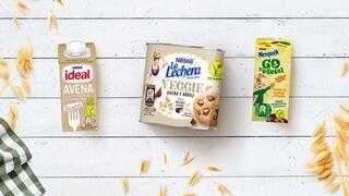 Nestlé España centra su estrategia de lácteos en las innovaciones veggie