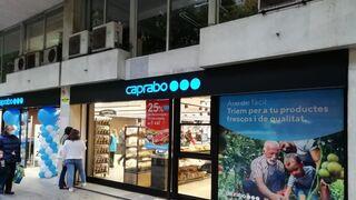 Caprabo se refuerza en Barcelona con un nuevo supermercado