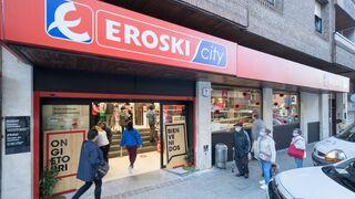 Eroski estrena el súper de la calle Kresaltxu de Getxo