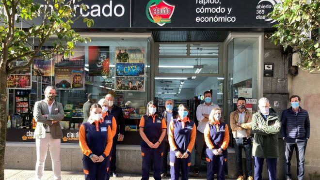 Gadisa amplía su red con un nuevo Claudio Express en Vigo