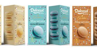 Dulcesol amplia su catálogo con nuevas variedades de macarons