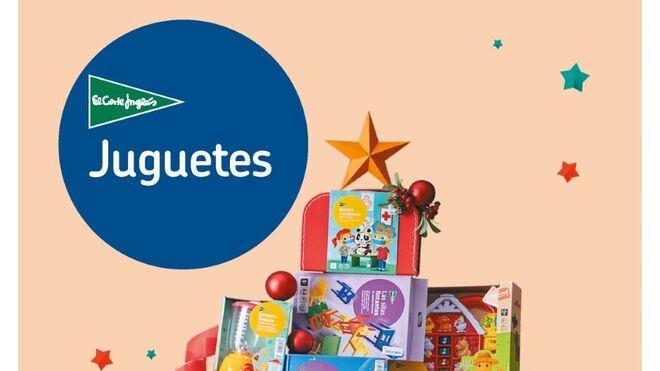 El Corte Inglés ofrece la opción de encargar los juguetes de Navidad en Supercor