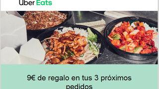 Uber Eats estrena noviembre con descuentos