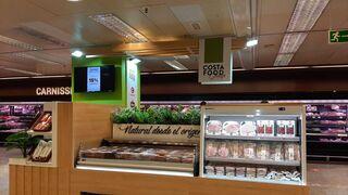 El Corte Inglés abre nuevos corners de Costa Food Group