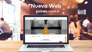 ZUMEX® estrena nueva página web