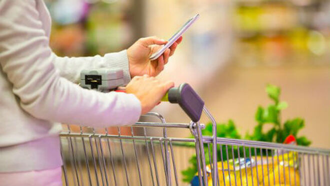 El 21% de los consumidores ya utiliza el pago a través del móvil, cuatro puntos más que hace un año