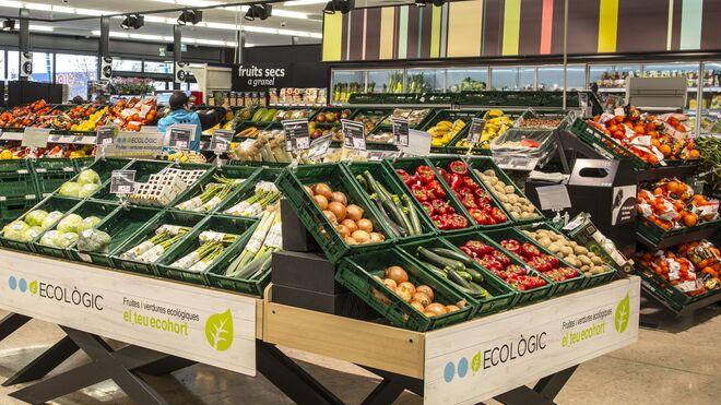 Los supermercados piden reducir el IVA de los alimentos ecológicos