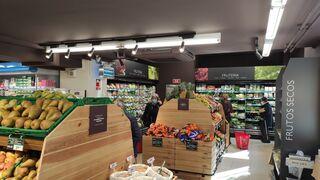 Gadis abre un supermercado reformado en Valladolid