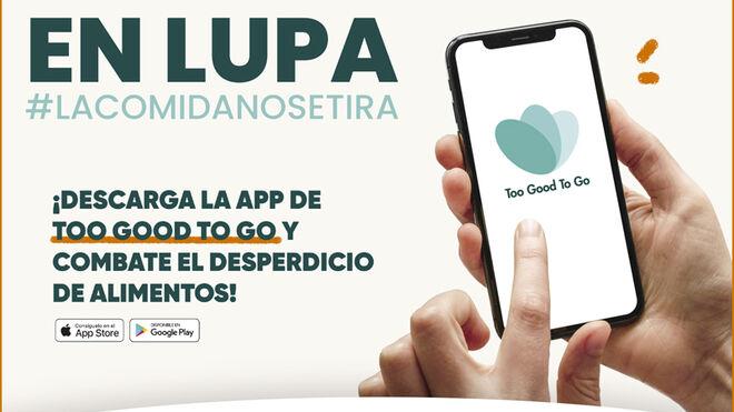 Supermercados Lupa se alía con Too Good To Go para combatir el desperdicio
