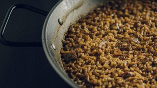 Paella gourmet para dummies