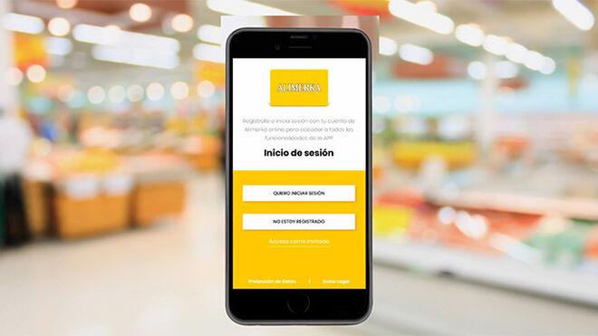Alimerka ofrece la gestión de turnos a través de su app