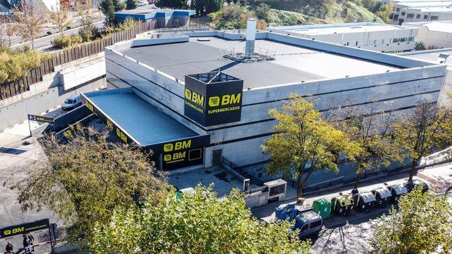 BM invierte 3M en su nuevo súper de Las Rozas (Madrid)