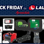 Black Friday de Lausan: diagnosis, maquinaria, herramientas...