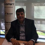 Dipart crea un departamento de Grandes Cuentas y ficha a Ángel Romero para desarrollarlo