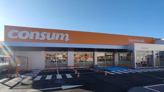 Consum abre dos nuevos supermercados en Burjassot (Valencia) y  Bolaños de Calatrava (Ciudad Real)