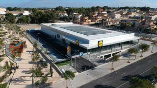 Lidl pisa el acelerador con tres nuevos súper en Mallorca, Madrid y Asturias