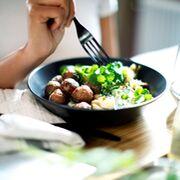 La mitad de los platos de los restaurantes Ikea procederán de fuentes vegetales en 2025