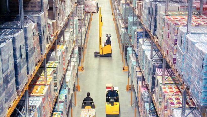 Control de la logística y el almacén para llegar a todos los clientes