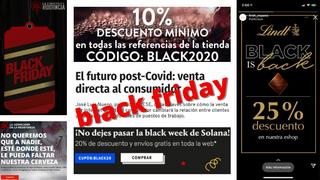 2020, el black friday de la venta directa al consumidor