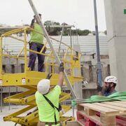 Así 'nace' un supermercado: nuevo Hiperdino en Las Palmas de Gran Canaria