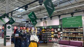 Carrefour hace más sostenible su marca textil Tex