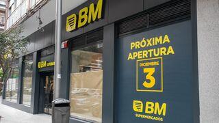 BM inaugura supermercado en el centro de Madrid y reabre la tienda de El Escorial