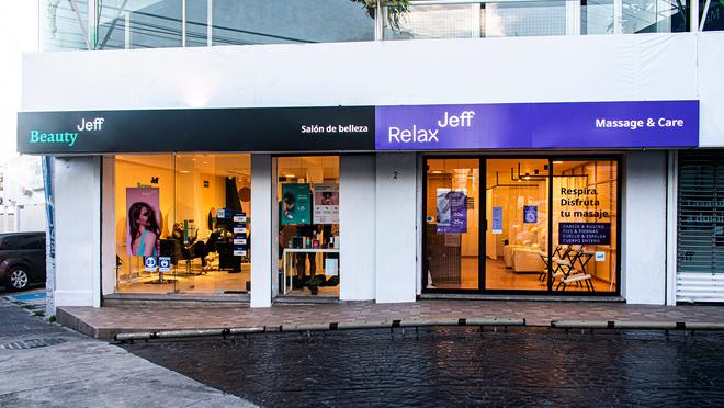 Jeff, la startup apadrinada por Juan Roig, abre camino en EE.UU.