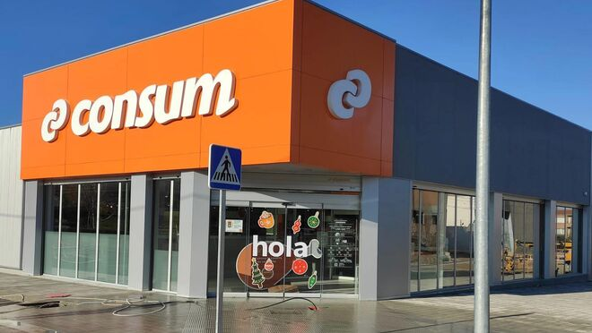 Nuevo supermercado Consum en Almacelles (Lérida)