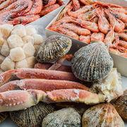 El auge de los congelados impulsa los productos del mar