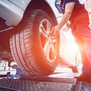 Autocentros y especialistas en neumáticos ganan peso en el mercado, hasta el 21%