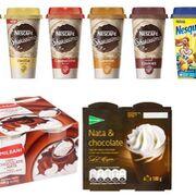 Lactalis Nestlé retira varias bebidas 'shake' del mercado por problemas de calidad