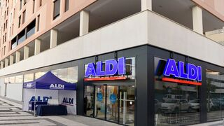 Aldi abre su sexto supermercado de Málaga