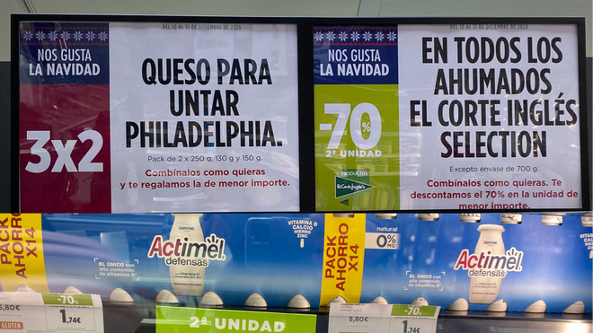 """Los supermercados reconocen tensiones por la guerra de precios: """"Van a ser meses divertidos"""""""