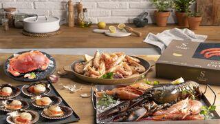 Pescado y marisco, los productos preferidos en las mesas de Navidad