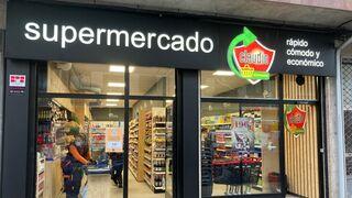 Nuevo Claudio Express en el casco urbano de Poio (Pontevedra)