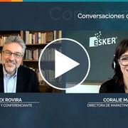 Alex Rovira y Coralie Marty: Un futuro más amable. La empresa como dinamizadora del cambio