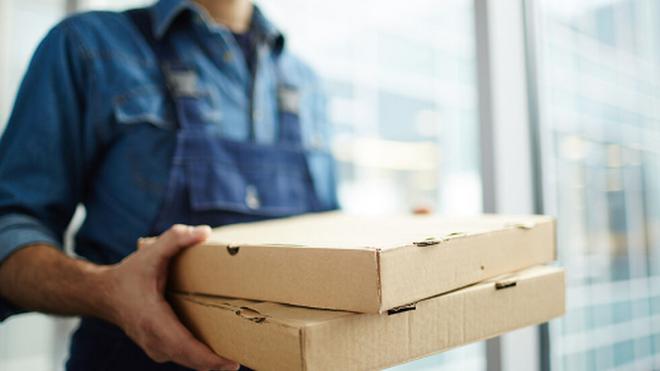 El teletrabajo dispara el 22% los pedidos de comida a domicilio al mediodía