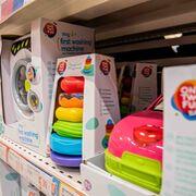 La campaña 'Ningún niño sin juguete' de Alcampo recauda 12.000 juguetes nuevos