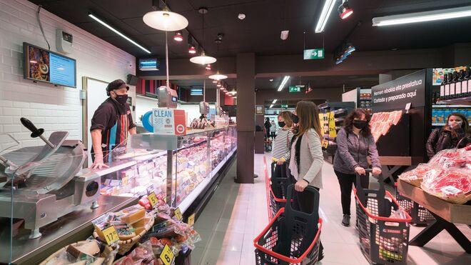 La inversión en supermercados europeos creció este año el 40% respecto a 2019