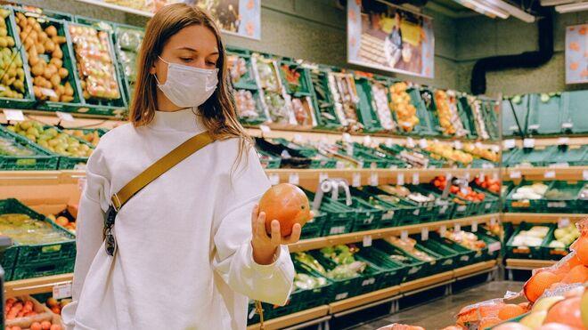 La alimentación tira del gran consumo frente a una perfumería y droguería en caída libre