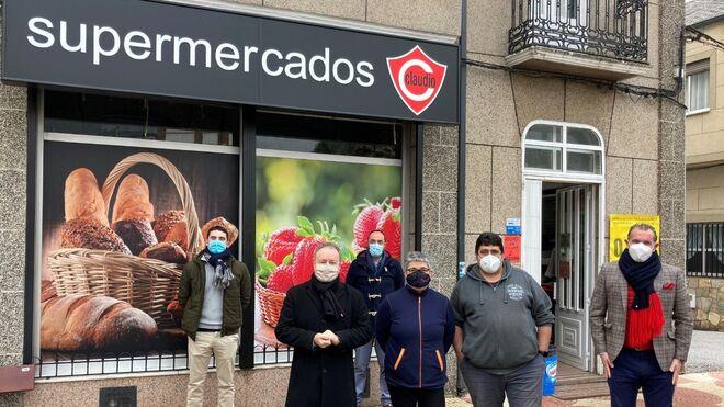 Nueva franquicia Claudio en Vilamartín de Valdeorras (Ourense)