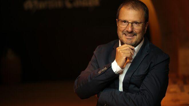 Juan Vázquez, nuevo presidente del Comité de Marketing de la Interprofesional del Vino