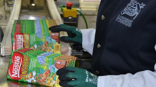 El relanzamiento de Nestlé Jungly causa furor en los supermercados