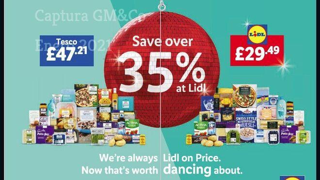 Lidl: supermercado más barato en UK el 2020 según Which?