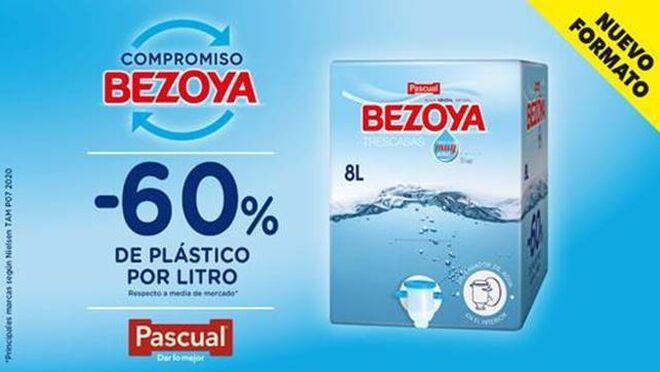 Pascual lanza su 'bag in box' de 8 litros de Bezoya para el canal de alimentación