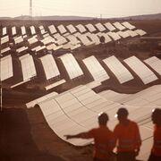 Danone impulsa la creación de la planta fotovoltaica más grande de Europa