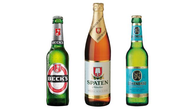 Mahou refuerza su alianza con AB InBev para distribuir cervezas premium